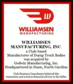 Williamsen Manufacturing