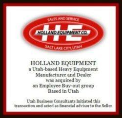 Holland Equipment