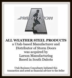 All Weather Steel