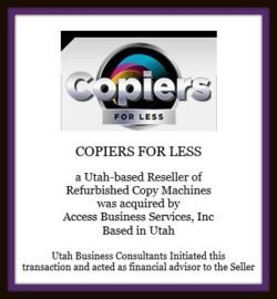 Copiers For Less