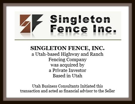 Singleton Fence