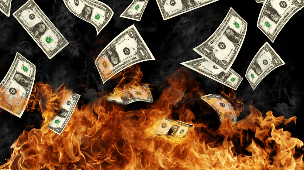"""It's Better To """"Cash-Out"""" Than To """"Burnout."""""""